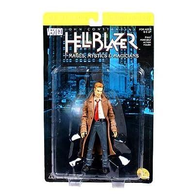 Prannoi Hellblazer: John Constantine Action Figure: Toys & Games [5Bkhe1201036]