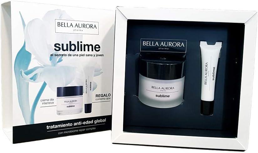 Pack Bella Aurora Sublime Crema de Dia + Contorno de ojos de ...