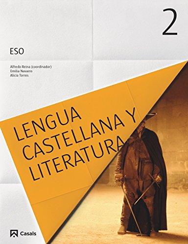 Lengua castellana y Literatura 2 ESO (2016) - 9788421860946