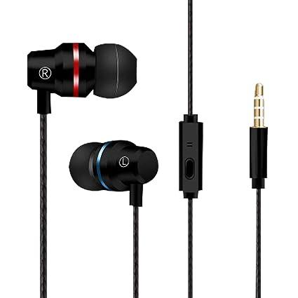 d749e61c161 Amazon.com: TOOGOO Latest in-Ear Earphones Computer Bass Mobile ...