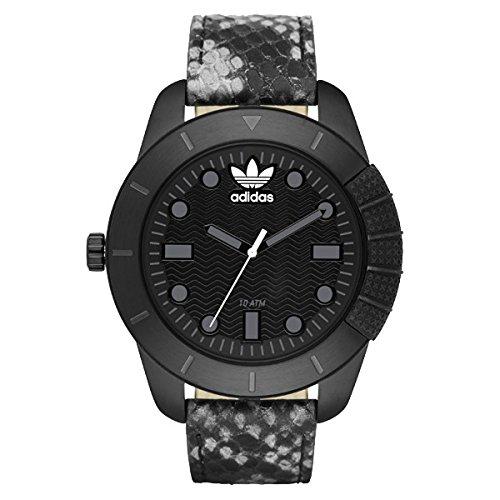 adidas Reloj Análogo clásico para Hombre de Cuarzo con Correa en Cuero ADH3043