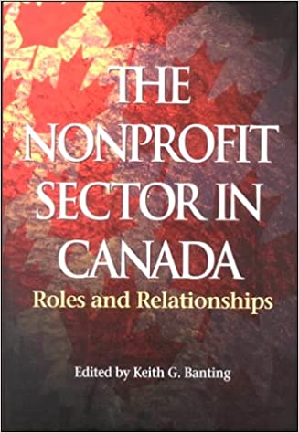 Kostenlose ibooks für ipad 2 download The Not-for-profit Sector in Canada: Roles and Relationships (School of Policy Series) MOBI