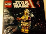 Lego, Star Wars: The Force Awakens, C 3 Po Exclusive Figure