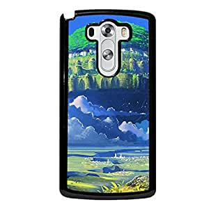 LG G3 Cool Phone Case Cartoon Castle In The Sky Fashion Design Comic Castle In The Sky Durable Cover Case