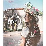 JESSICA - [WITH LOVE, J] 1st Mini Album CD+80p Photo Book+1p Photo Card K-POP Sealed