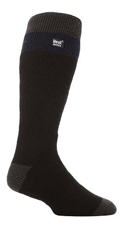 Ladies LONG Wool Rich 2.7 TOG Knee High Winter Warm Thermal Socks Heat Holders