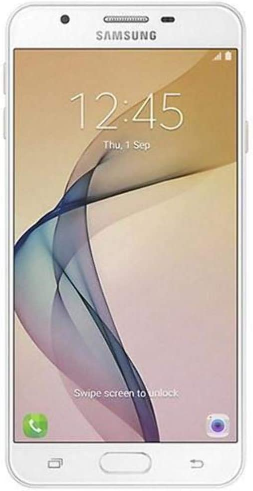 "Samsung Galaxy J7 Prime (64GB) G610F/DS Dual SIM - 5.5"" GSM Unlocked International Model - Gold"