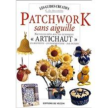 Patchwork sans aiguille