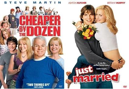 Amazon cheaper by the dozen just married steve martin cheaper by the dozen just married mightylinksfo