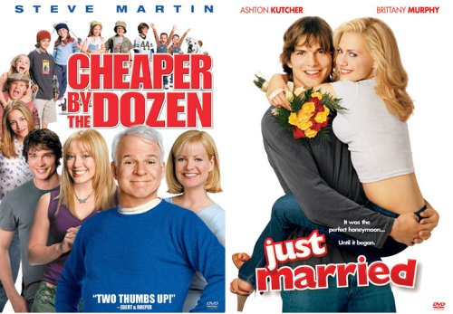 Cheaper By the Dozen / Just Married (Bonnie Hunt Cheaper By The Dozen 2)