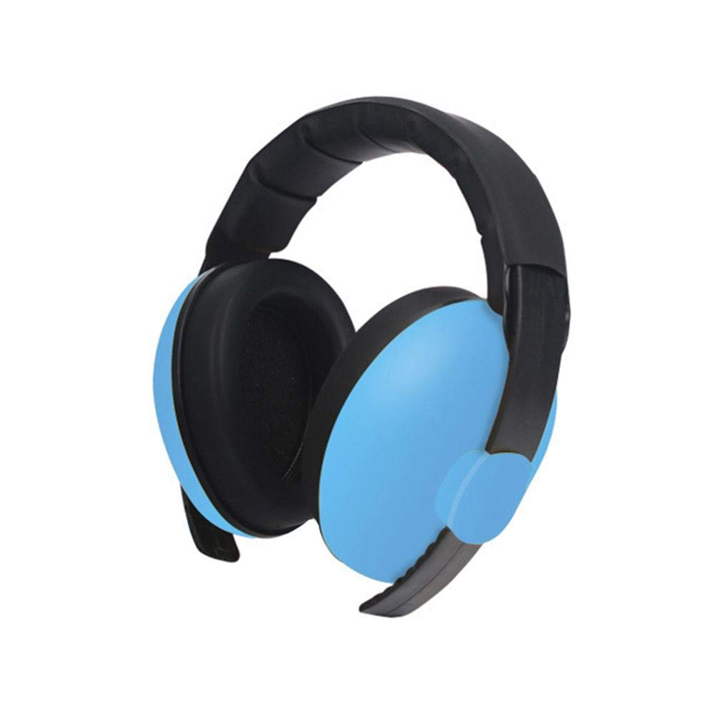 Funarrow Baby Headphones Earmuffs Noise Reduction Earphone Sound Proof Headset Adjustable Lightweight, for Concerts, Airplanes, Fireworks Shows Use for Children Aged 3 Months to 5 Years