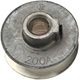"Chicago Die Cast 200A  2"" x 1/2"" Die-Cast V-Grooved Pulley (Discontinued by Manufacturer)"