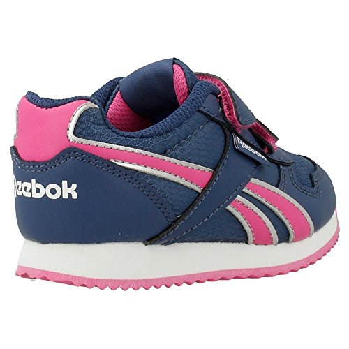 Reebok - Royal - V63294 - Color: Azul marino-Rosa - Size: 32.5