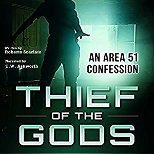 Thief of the Gods Audiobook