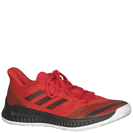 f0f3b0dded71 Amazon.com  adidas Kid s Harden B-E 2 Boys Basketball Scarlet Core ...