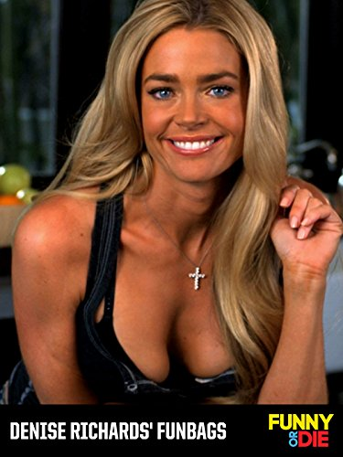 Denise Richards' Funbags