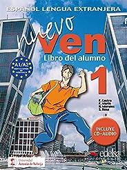 Nuevo Ven 1. Libro del Alumno: Libro del alumno + CD 1: Vol. 1
