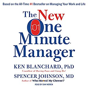 The New One Minute Manager | Livre audio