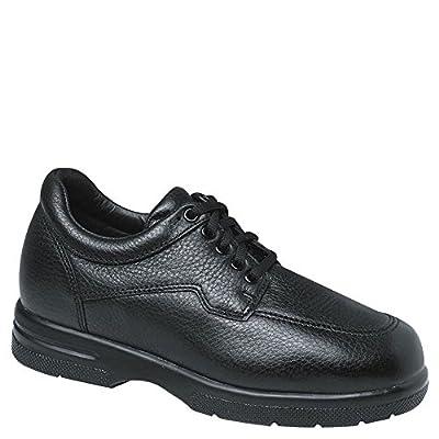 Drew Walker Ii - Men's Lace Oxford Shoe Black CLF - 15 Wide