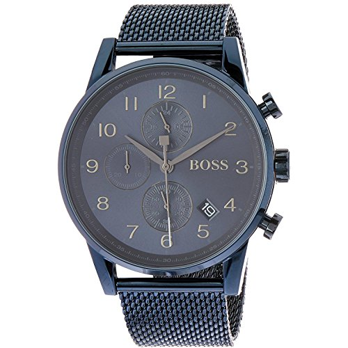 Hugo Boss Watch-1513538 blue