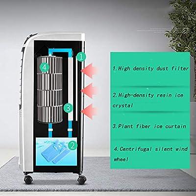 WP 80W Ventilador de Aire Acondicionado Frío - Refrigeradores por ...