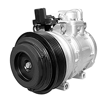 1x Compresor de aire acondicionado MERCEDES-BENZ 190 W201; MERCEDES-BENZ COUPE C124