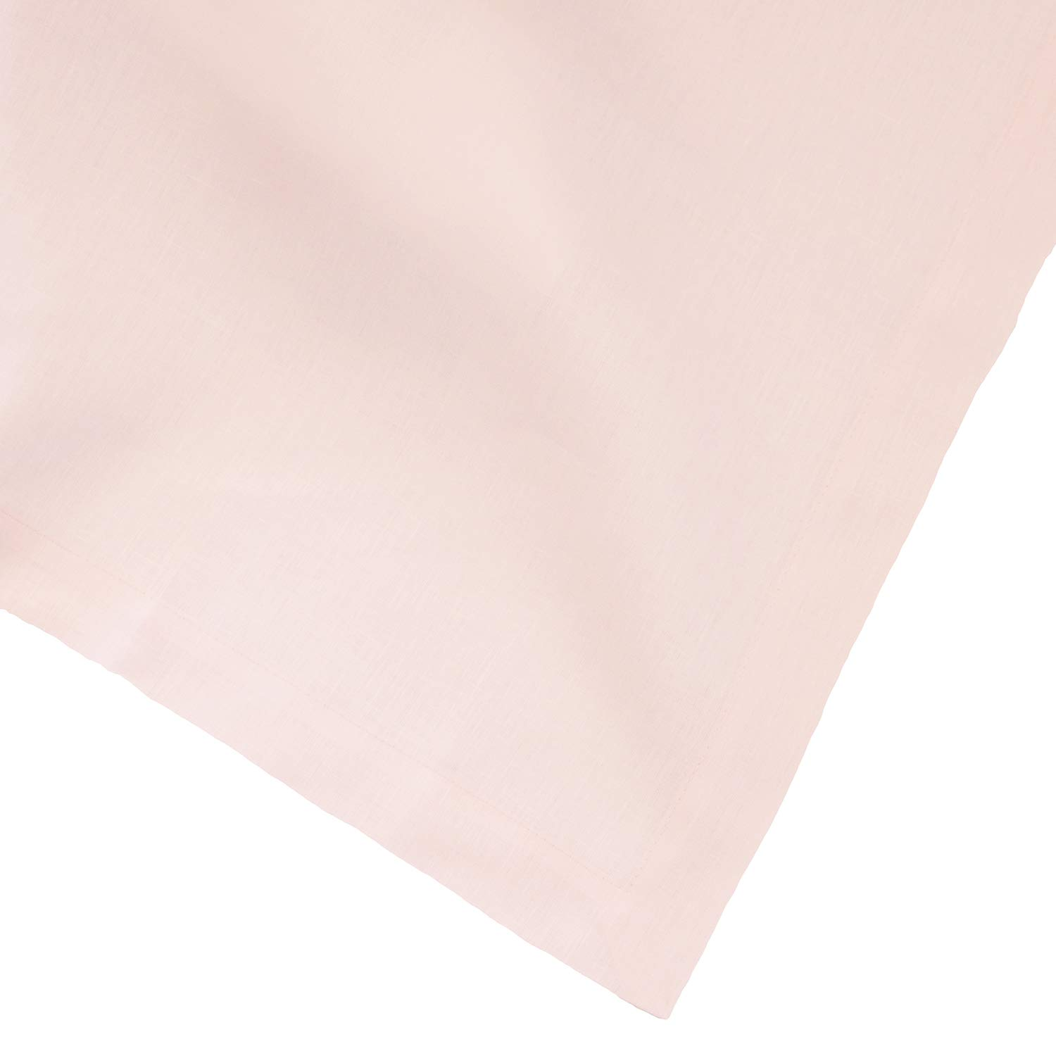 Huddleson Pink Pure Linen Napkin 20x20 (Set of Four)