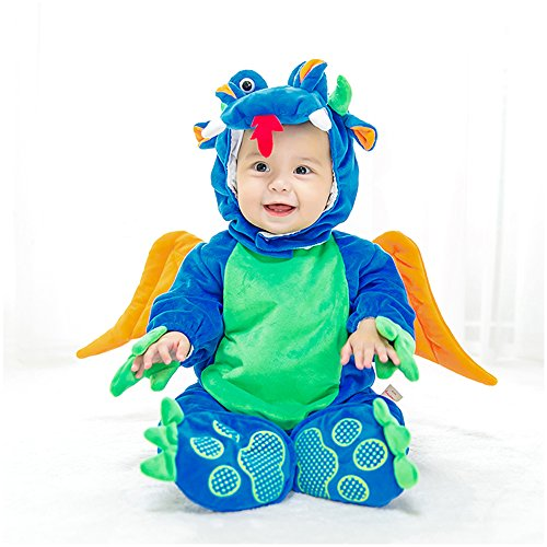 Toddler Costume, MagicQK Super Cute Baby Animal Costumes for infants from 3-Month to 3 Years Old (3-6 Months/XXS/24