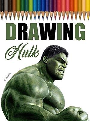 Clip: Drawing Hulk