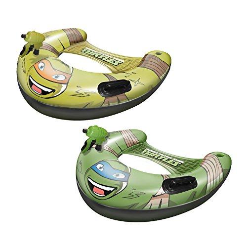 Teenage Mutant Ninja Turtles Mikey   Leo Combo Blastin Battle Boat