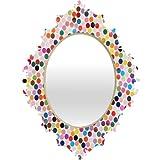 Deny Designs Garima Dhawan Dance 3 Baroque Mirror, 19 x 14