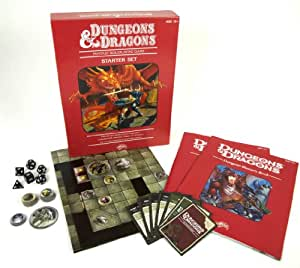 Dungeons & Dragons Fantasy Roleplaying Game: An Essential D&D Starter