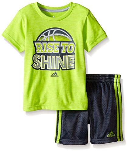 adidas-baby-boys-tee-and-active-short-set-semi-solar-slime-heather-18-months