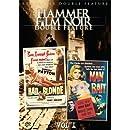 Hammer Film Noir Double Feature, Vol. 1 (Bad Blonde / Man Bait )