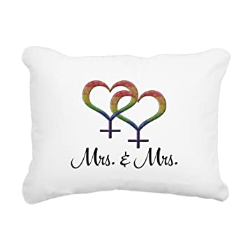 Amazon.com: CafePress – Mrs. & Mrs. – 12