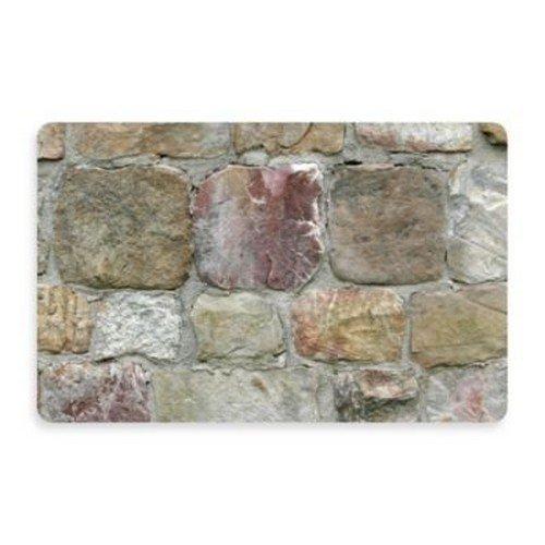 Bungalow Flooring 20010041827 Rock Wall Accent Mat