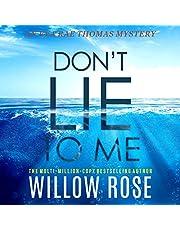 Don't Lie to Me: Eva Rae Thomas Mystery, Book 1