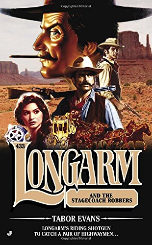book cover of Longarm and the Stagecoach Robbers