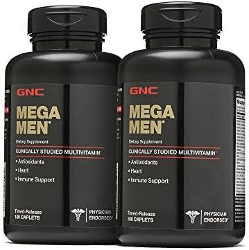 GNC Mega Men Twin Pack product image