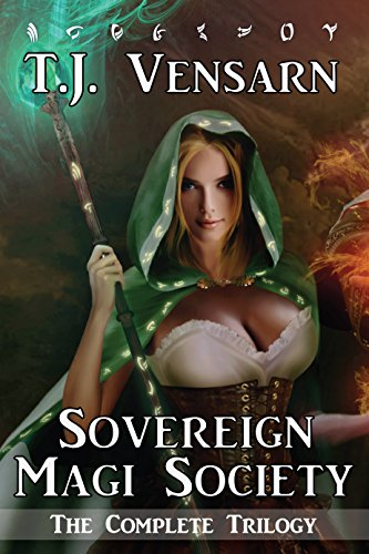 Download for free Sovereign Magi Society - The Complete Trilogy