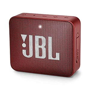 JBL Go 2, Wireless Portable Bluetooth Speaker with Mic, JBL Signature Sound, Vibrant Color Options with IPX7 Waterproof…