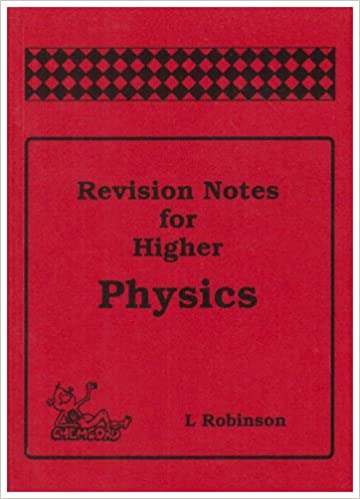 Descargar Libros En Ebook Revision Notes For Higher Physics Fariña Epub