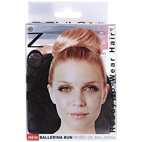 BALLERINA BUN - Color: 4/6R DARK BROWN