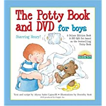 The Deluxe Potty Book and DVD Package for Boys: Henry Edition