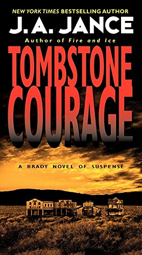 Tombstone Courage (Joanna Brady Mysteries)