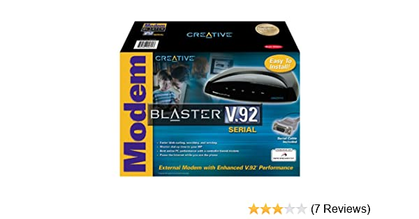 CREATIVE MODEM BLASTER DE5625 DOWNLOAD DRIVERS