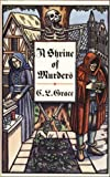 Front cover for the book A Shrine of Murders by C. L. Grace