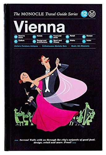 Vienna: The Monocle Travel Guide Series ebook