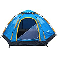 Wnnideo Automatic Instant Pop Up Tent Outdoor 4-5 Person...
