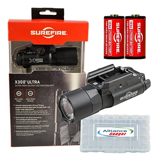 X300 Surefire Led Tactical Light - 8